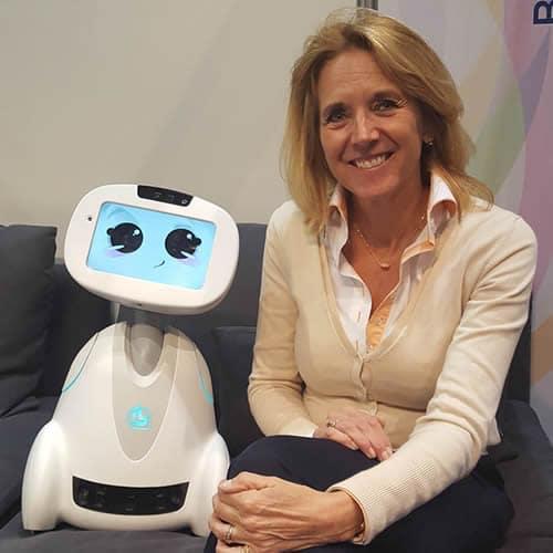 RobotXperience, Anita van den Hoek