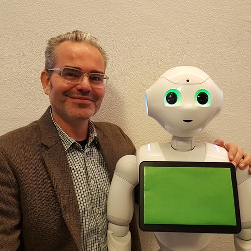 RobotXperience, Elbert van Putten