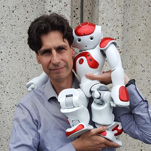 RobotXperience, Randall van Poelvoorde