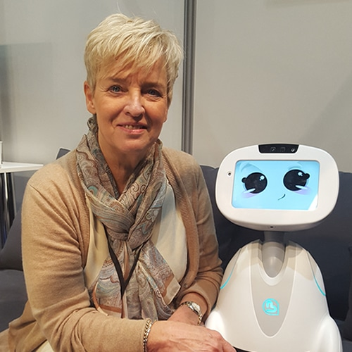 RobotXperience, Saskia van der Meer