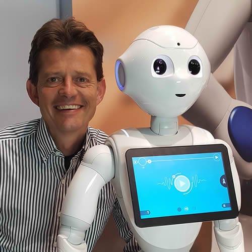 RobotXperience, Tom Ederveen