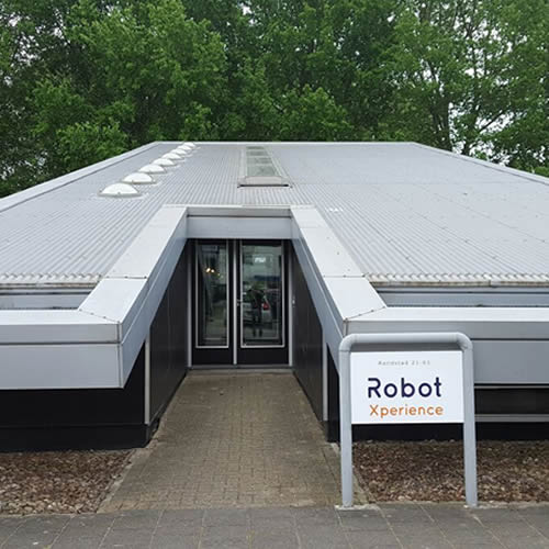 RobotXperience-Randstad 21-61, 1314 BH Almere The Netherlands