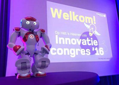 Robot-als-presentator