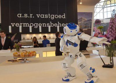 RobotXperience,Robot-op-een-event