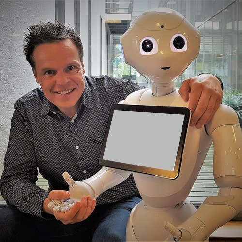 RobotXperience, Sander Morshuis