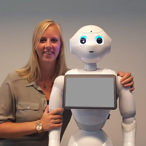 RobotXperience-Yvonne Jägers
