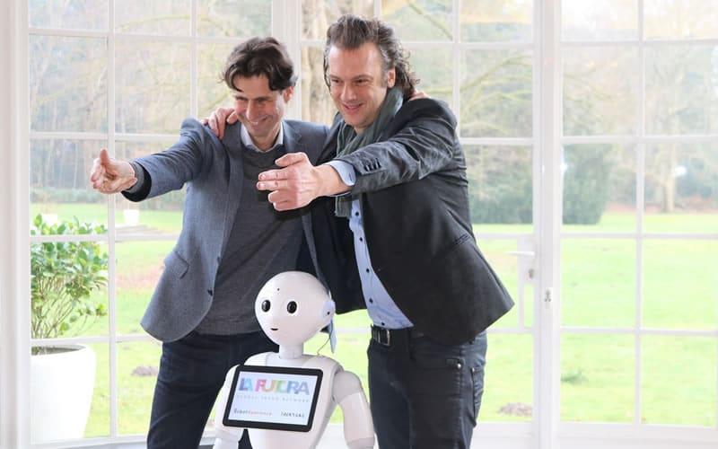 TrendOne en RobotXperience gaan samenwerken in robotica, trend- en innovatieservices