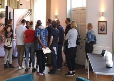 innovation-pop-up audience