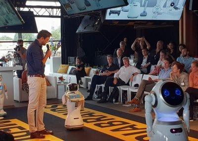 Richard Kuijpers, robots en beleving